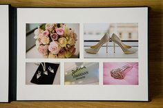 Queensberry Wedding Albums | Foley Photography
