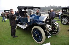 1911 Stoddard Dayton Model 11K Semi Torpedo. Stoddard-Dayton was a high quality car manufactured by Dayton Motor Car Company in Dayton, Ohio, USA, between 1905 and 1913. John W. Stoddard and his son Charles G. Stoddard were the principals in the company.
