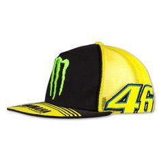 My Fave Valentino Rossi - Monster Cap