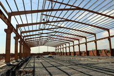 Trong bài viết trước chúng tôi đã đưa tin về việc Thế Giới Xây Dựng tiến hành lắp dựng khung nhà thép tiền chế cho công trình nhà máy Worldsteel. Sau hơn 10 ngày, với sự lỗ lực của đội ngũ thi công, bộ khung của công trình đã được hoàn thành. Tất cả các …