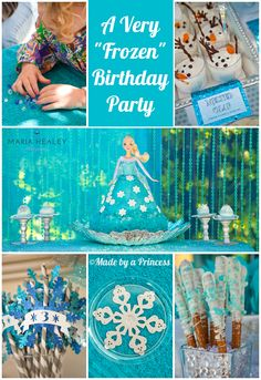A Very Frozen Birthday Party