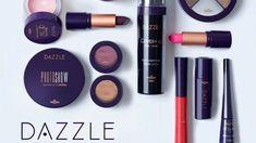 Lançamento Maquiagem Hinode DAZZLE
