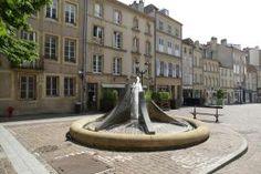Place des Charrons, Metz, Frankreich