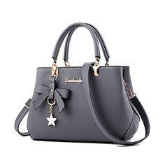32d230792163 Fantastic Zone Women Handbags Fashion Handbags for Women PU Leather Shoulder  Bags Messenger Tote Bags