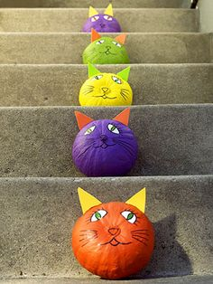 Perfect Painted Pumpkins: Your Guide to Creating Cute Halloween Pumpkins Without Carving