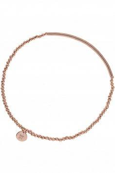 rose gold plated #bracelet I designed for NEW ONE I NEWONE-SHOP.COM