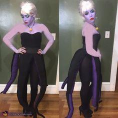 diy ursula costume - Google Search