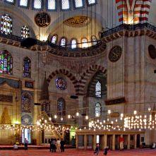 Viajes a Turquia - Mezquita de Suleyman la más impresionante de Estambul11