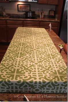 DIY bench seat cushion satte for mudroom