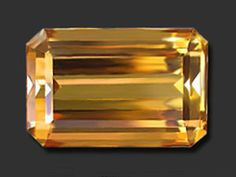 Imperial topaz is highly prized and very rare because of this Citrine has more commonly become the birthstone of November Topaz Birthstone, Crystal Castle, Imperial Topaz, Rock Collection, Rocks And Minerals, Stones And Crystals, Indian Jewelry, Birthstones, Jewels