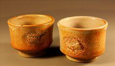 Sake cups - www.NitaClaise.com