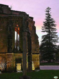 Pontevedra-Ruinas Sto. Domingo11, por Juantiagues