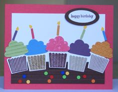 A Dozen Colors by cats2 - Cards and Paper Crafts at Splitcoaststampers