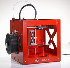 The Builder Dual Feed 3D Printer #3dprinter #thebuilder #3dprinter4u