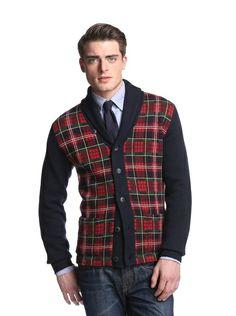 Griffen Men's V-Neck Cashmere Cardigan, USD 100 | Fashion ...