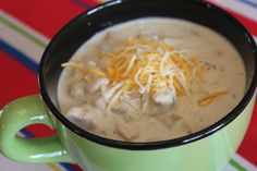 Creamy White Chili - Joyful Momma's Kitchen