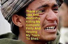 The internet meme of Afghan youth mourning the loss of family and neighbors after 17 Afghan civilians were murdered in Panjwai district on March 11 — allegedly by U.S. Army Staff Sgt Robert Bales — spread rapidly on social media networks among Afghans in and out of the country. It encapsulated the frustration of a generation that has grown up during the 10 year war that is finding its voice — albeit, on the internet.