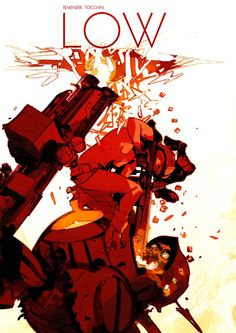 Low by Rick Remender and Greg Tocchini
