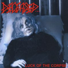 Shop Luck of the Corpse [Remastered] [CD] at Best Buy. Find low everyday prices and buy online for delivery or in-store pick-up. Metal Band Logos, Metal Bands, Art Zine, Extreme Metal, Metal Albums, Metalhead, Death Metal, Music Bands, Dark Art