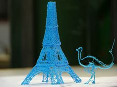 3Doodler: world's first 3D printing pen