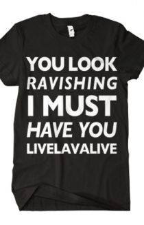 The Ravishing T-Shirt - LiveLavaLive Shirt