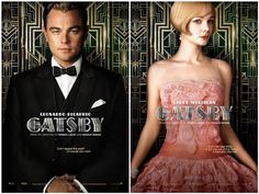 The Great Gatsby Theme Party. Leonardo Dicaprio Great Gatsby, Great Gatsby Theme, Carey Mulligan, Art Deco Posters, Gatsby Style, Gatsby Party, Harvey Nichols, Grey Fashion, Fashion Beauty