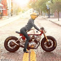 @caferacergram  by CAFE RACER http://ift.tt/XIhrrT #caferacergram #caferacer #caferacers | You've seen this amazing bike featured here on @caferacergram and now now it's for sale. Built by Yamaha...