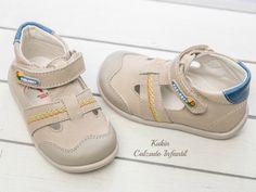 Zapatos abiertos Pablosky calzado infantil - zapatos niño - puntera reforzada - zapatería infantil on line kukin