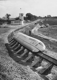 ALWEG Monorail, 1959