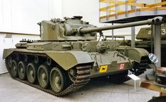 British Army WWII - Comet (A34) Tank