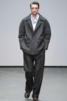 E. Tautz - Fall 2015 Menswear - Look 20 of 29