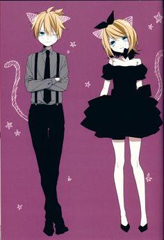 Naoto (Mangaka), Assort1, Vocaloid, Rin Kagamine, Len Kagamine