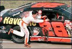 1999 Tony Stewart not happy with Kenny Irwin Jr @ Martinsville