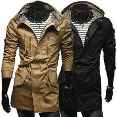 Leopard Print Hoodie Slim Fit Jacket | Sneak Outfitters
