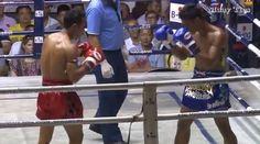 Video: Saenchai vs Kongsak - Rajadamnern Stadium 8th August 2013