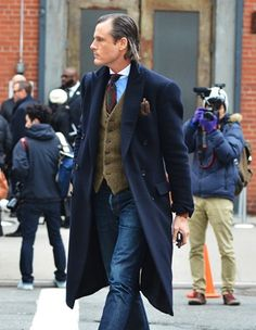 CHAD'S DRYGOODS: MR. AMERICA - THE STYLE GUY