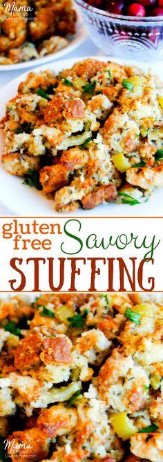 Gluten-Free Savory Stuffing