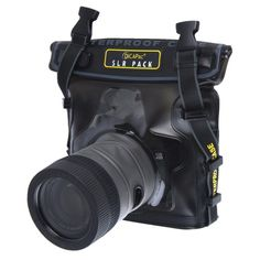 Waterproof DSLR Camera Case <<< want one