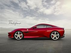 Sleek Italian style combined with that exceptional Ferrari performance—what's not to love? Take a look at the Ferrari Portofino to see all it has to offer. Jaguar Xk, Jaguar E Type, New Sports Cars, Sport Cars, Prestige Car, Pretty Cars, Ferrari Car, Car Images, Top Cars
