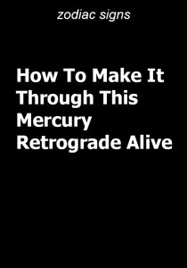 How To Make It Through This Mercury Retrograde Alive - Type American Zodiac Sign Love Compatibility, Zodiac Signs Horoscope, Zodiac Star Signs, Sagittarius Facts, Zodiac Horoscope, Horoscopes, Scorpio, Gemini Life, Zodiac Relationships