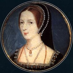 Anne Boleyn | spouse: king Henry tudor, children: one living daughter - princess elizabeth, multiple miscarriges, death: beheading, crime: adultery, and (failure to have sons)