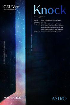 K Pop, Astro Wallpaper, Sanha, Album Design, Graphic Design Inspiration, Knock Knock, Mini Albums, Album Covers, Boy Groups