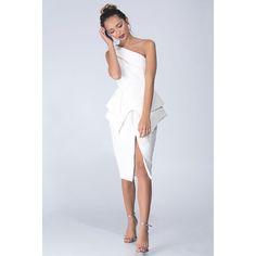 Cameo The End White Dress