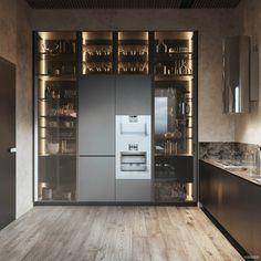 Home Decor Kitchen .Home Decor Kitchen Luxury Kitchen Design, Kitchen Room Design, Kitchen Dinning, Home Decor Kitchen, Interior Design Living Room, Home Kitchens, Dining, Cuisines Design, Küchen Design