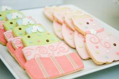 Cute Cookies for Kitchen Tea