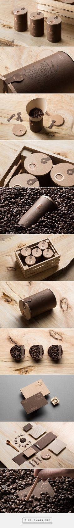 Graphic Design | Packaging Design | Caffè Pagani by Pavel Emelyanov, Irina Emelyanova, Eskimo Design, Anatoly Vasiliev