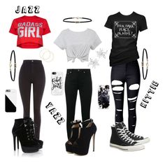 """""""hanging out with bffs #5"""" by butterpecanskfav ❤ liked on Polyvore featuring Topshop, Matthew Williamson, Accessorize, WithChic, Converse, Yves Saint Laurent, Casetify and Fifth & Ninth"""