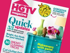 Have you subscribed to #hgtvmagazine yet? Here's a sneak peek of what you're missing http://www.hgtv.com/hgtv-magazine/package/index.html?soc=pinterest