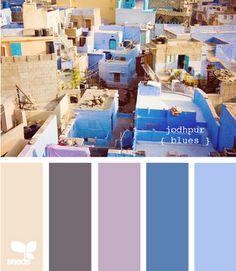 mi gama de colores