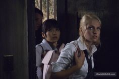 The Grudge 2 - Publicity still of Teresa Palmer, Arielle Kebbel & Misako Uno